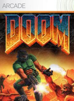 Jaquette de Doom (original) Xbox 360