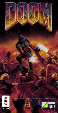 Jaquette de Doom (original) 3DO