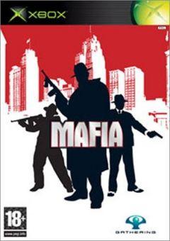 Jaquette de Mafia Xbox