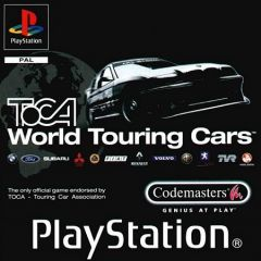Jaquette de TOCA World Touring Cars PlayStation