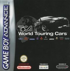 Jaquette de TOCA World Touring Cars Game Boy Advance