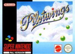 Jaquette de Pilotwings Super NES