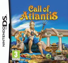 Jaquette de Call of Atlantis DS