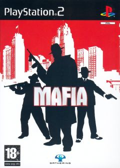 Jaquette de Mafia PlayStation 2