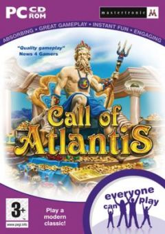 Jaquette de Call of Atlantis PC