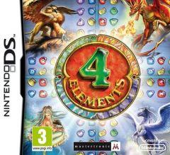 Jaquette de 4 Elements DS