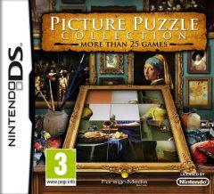 Jaquette de Picture Puzzle Collection DS