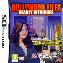 Jaquette de Hollywood Files DS
