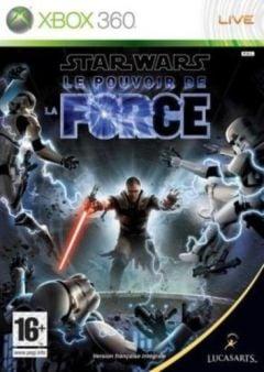 Jaquette de Star Wars : Le Pouvoir de la Force Xbox 360