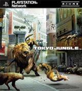Jaquette de Tokyo Jungle PlayStation 3