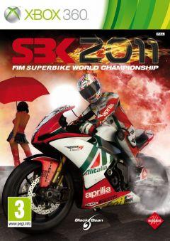 Jaquette de SBK 2011 Xbox 360