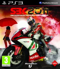 Jaquette de SBK 2011 PlayStation 3