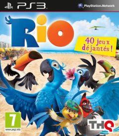 Jaquette de Rio PlayStation 3