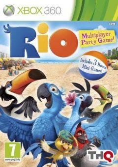 Jaquette de Rio Xbox 360