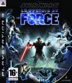 Jaquette de Star Wars : Le Pouvoir de la Force PlayStation 3