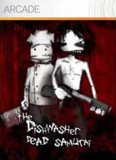 Jaquette de The Dishwasher : Dead Samurai Xbox 360