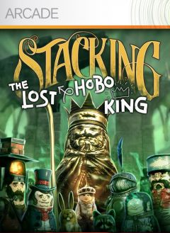 Jaquette de Stacking : The Lost Hobo King Xbox 360