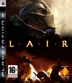 Jaquette de Lair PlayStation 3