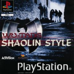 Jaquette de Wu-Tang : Shaolin Style PlayStation