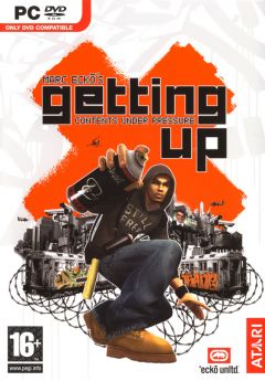 Jaquette de Marc Ecko's Getting Up : Contents Under Pressure PC
