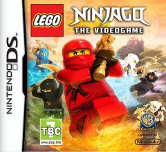 Jaquette de LEGO Ninjago : Le Jeu Vidéo DS