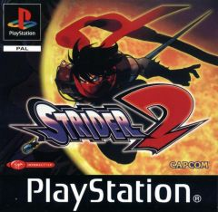 Jaquette de Strider 2 PlayStation