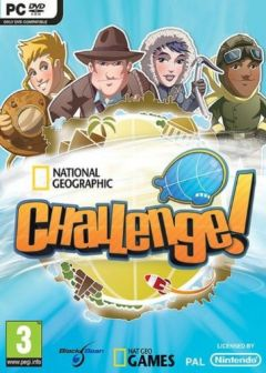 Jaquette de National Geographic Challenge ! PC