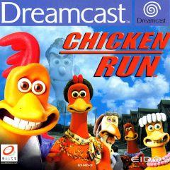 Jaquette de Chicken Run Dreamcast