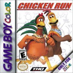 Jaquette de Chicken Run Game Boy Color