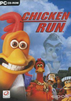 Jaquette de Chicken Run PC