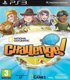 Jaquette de National Geographic Challenge ! PlayStation 3