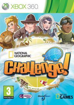 Jaquette de National Geographic Challenge ! Xbox 360