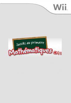 Jaquette de Succès au primaire : Mathématiques CM1 Wii