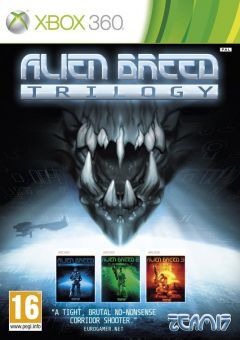Jaquette de Alien Breed Trilogy Xbox 360
