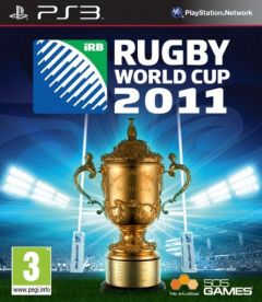 Jaquette de Rugby World Cup 2011 PlayStation 3