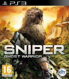 Jaquette de Sniper : Ghost Warrior PlayStation 3