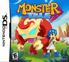Jaquette de Monster Tale DS