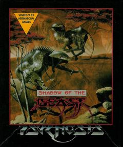 Jaquette de Shadow of the Beast (Original) Atari ST