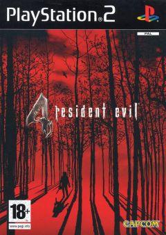 Jaquette de Resident Evil 4 PlayStation 2