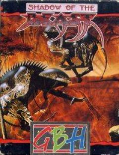 Jaquette de Shadow of the Beast (Original) ZX Spectrum