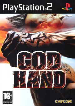 Jaquette de God Hand PlayStation 2
