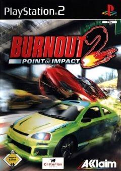 Jaquette de Burnout 2 : Point of Impact PlayStation 2