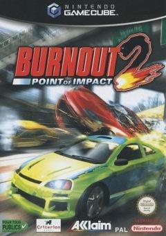 Jaquette de Burnout 2 : Point of Impact GameCube