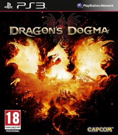 Jaquette de Dragon's Dogma PlayStation 3