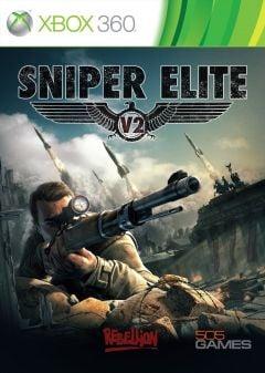 Jaquette de Sniper Elite V2 Xbox 360