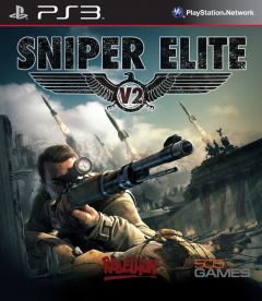 Jaquette de Sniper Elite V2 PlayStation 3