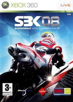 Jaquette de SBK 08 : Superbike World Championship Xbox 360