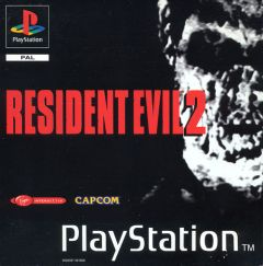 Jaquette de Resident Evil 2 PlayStation