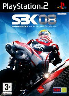 Jaquette de SBK 08 : Superbike World Championship PlayStation 2