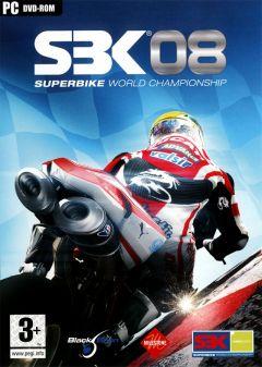 Jaquette de SBK 08 : Superbike World Championship PC